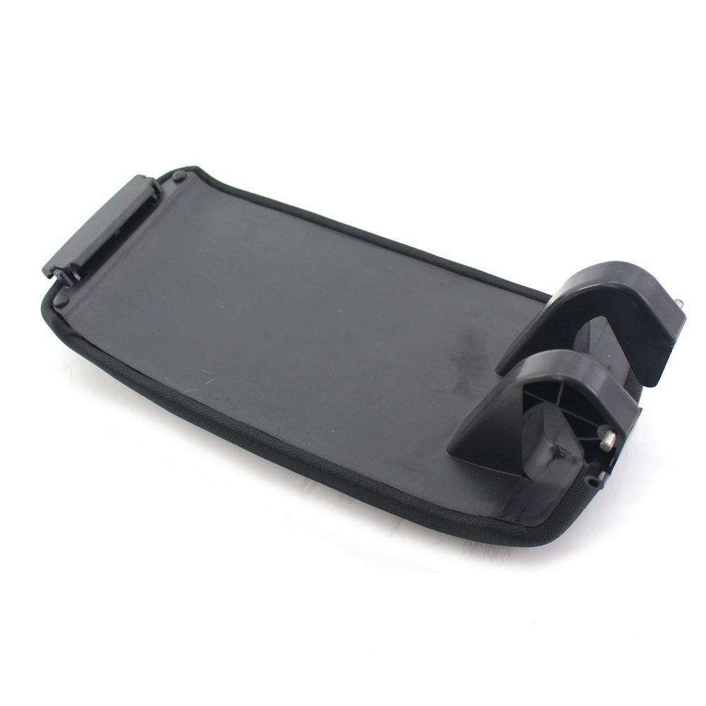 SODIAL Car Center Console Armrest Lid Black 8P0864245P for AUDI A3 8P 2003-2012