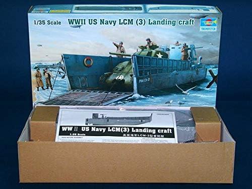 3 Trumpeter 00347/mod/èle Kit US atterrissage Bateau LCM
