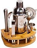 Best Bartender Kits - Stock Harbor 8 Piece Stainless Steel Bartender Set Review