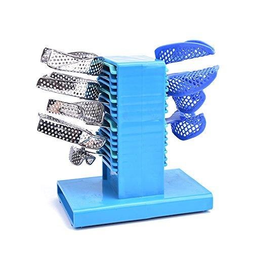 Annhua Dental Impression Trays Holder Trays Dispenser Stand