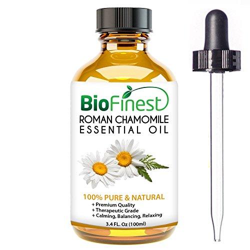 BioFinest Roman Chamomile Oil - 100% Pure Roman Chamomile...