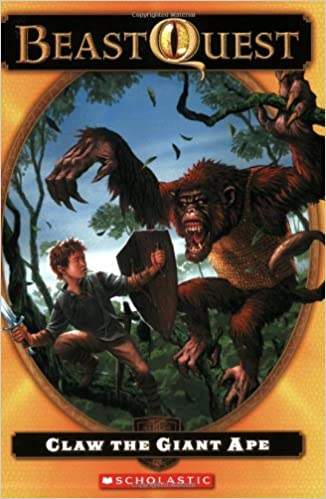 CLAW THE GIANT APE # 8 (BEAST QUEST)