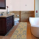 Non-Skid Rubber Backed Runner Rugs & Area Rugs