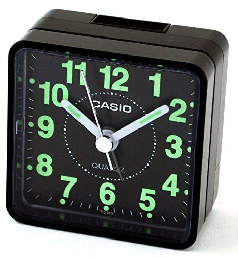 CASIO TQ140 Travel Alarm