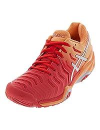 e343711f1 ASICS Gel-resolución 7 Zapatilla para Tenis para Mujer