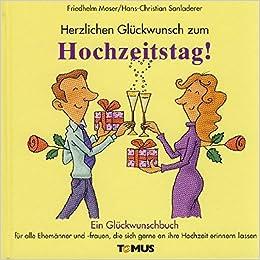 Herzlichen Gluckwunsch Zum Hochzeitstag Tomus Gluckwunschbucher