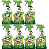 Lime-A-Way Lime Calcium Rust Cleaner, 22 oz (Pack of 7)