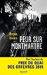 Peur sur Montmartre par Rivière