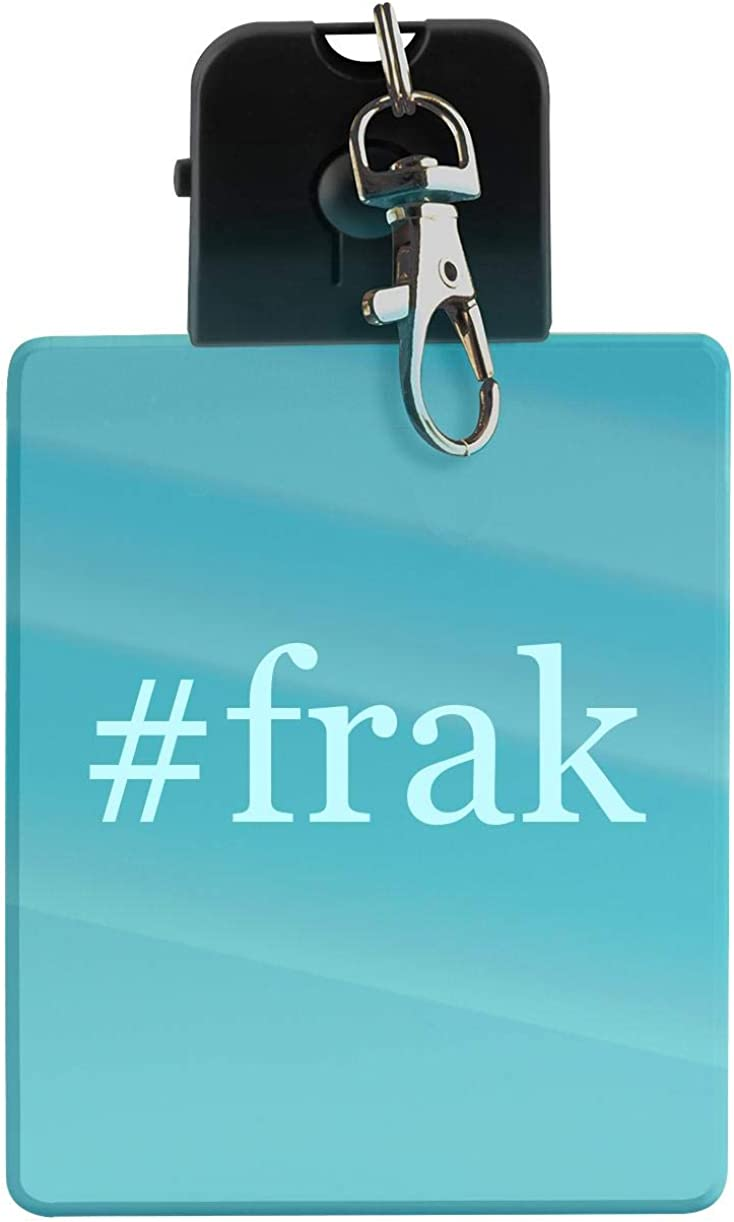 #frak - Hashtag LED Key Chain with Easy Clasp