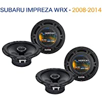 Subaru Impreza WRX 2008-2014 OEM Speaker Upgrade Harmony (2) R65 Package New