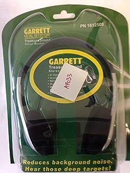 Casco Garrett para detector de metales ACE150/250: Amazon.es: Electrónica