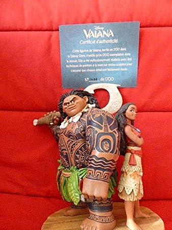 Estatua Edición limitada Vaiana Disney: Amazon.es: Hogar