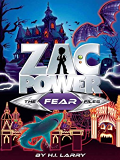 Zac Power Special Files #2: The Rockstar Files