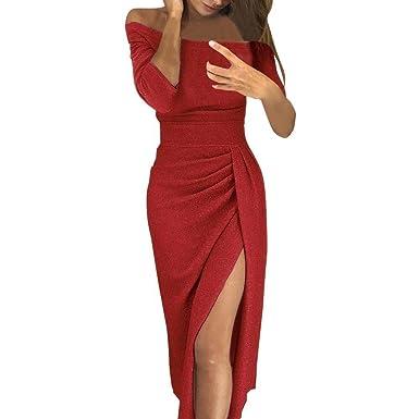 FELZ vestidos de Fiesta Mujer, Vestidos Invierno Mujer ...