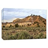 New Mexico Wall Art Canvas Landscape Print Southwest Photography Nature Photo 'Ojito Wilderness'
