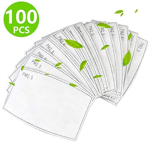 Begleri 100 PCS reemplazables con 5 Capas precisas