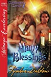 Many Blessings [Coffeeshop Coven 1] (Siren Publishing Menage Everlasting )
