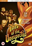 Tales of the Unexpected - Complete Series - 19-DVD Box Set ( Roald Dahl's Tales of the Unexpected ) [ NON-USA FORMAT, PAL, Reg.2 Import - United Kingdom ]