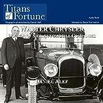 Walter Percy Chrysler: Master Mechanic | Daniel Alef