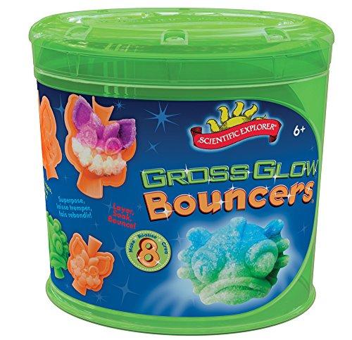 [Scientific Explorer Gross Glow Bouncers] (Bouncy Ball Costume)