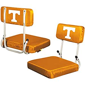 Superb Logo Brands Tennessee Volunteers Hardback Stadium Seat