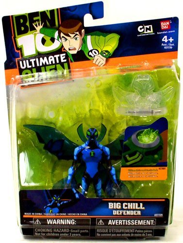 Ben 10 Big Chill Defender 4