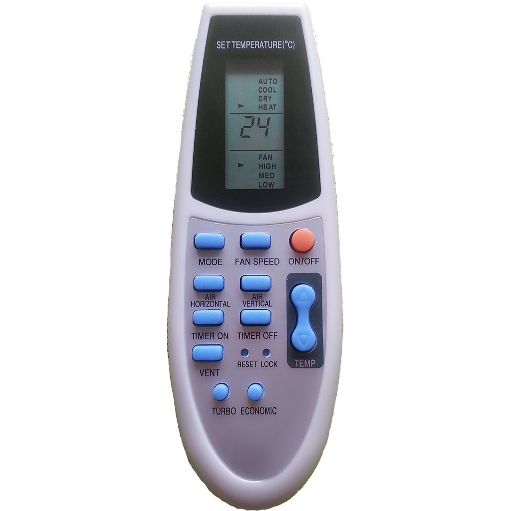 Universal Air Conditioner Remote Control for York R91/BGCE R91/BGE R92/BGCE R92/BGE