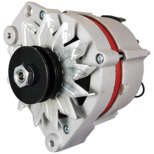 New Alternator For 1984 1985 84 85 Audi 4000 Quattro 1.8L 2.2L, 5000 2.0L 2.2L, Coupe L5, VW Jetta Cabrio Rabbit Scirocco 1.8L 0-120-469-601