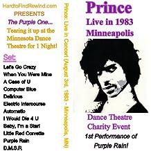 Rare Prince Charity Concert on DVD