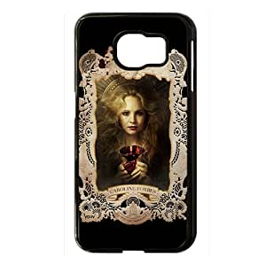 The Vampire Diaries Phone Case for Samsung Galaxy S 6 black