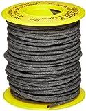 Mitchell Abrasives 50-S Round Abrasive Cord, Silicon Carbide 180 Grit .070'' Diameter x 50 Feet