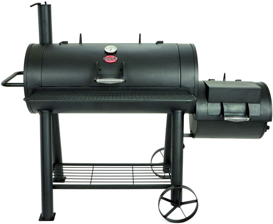 Premier Char Griller Competition Offset Charcoal Smoker BBQ - BC161395