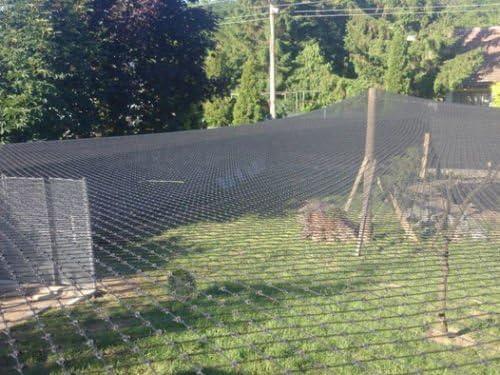 6m/² 2x3m Schutznetz sehr stark viele Gr/ö/ßen