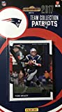 New England Patriots 2017 Donruss Factory Sealed Team Set with Tom Brady, Rob Gronkowski, Julian Edelman, Tedy Bruschi plus