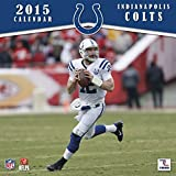 Sporting Goods : Turner Perfect Timing 2015 Indianapolis Colts Team Wall Calendar, 12 x 12 Inches (8011699)
