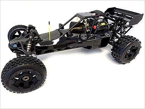 rovan 32cc gas buggy 1/5 scale ready to run king motor hpi baja 5b  compatible: 0640320934120: amazon com: books