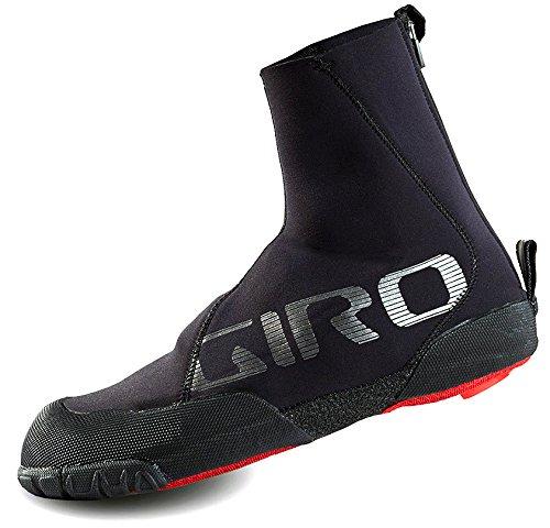 Giro Mens Proof Winter MTB Shoe Cover, Black, Small