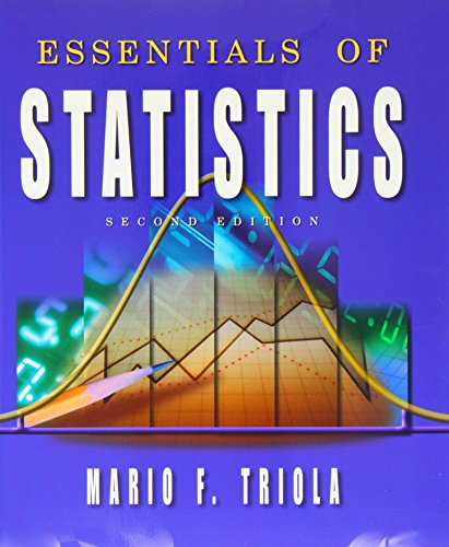 Essentials of Statistics plus MyMathLab Student Starter Kit (2nd Edition)