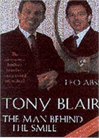 Book Tony Blair: The Man Behind the Smile by Leo Abse (2001-03-22)