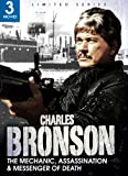 Charles Bronson 3 Pack (The Mechanic/Messenger of Death/Assassination)