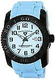 Swiss Legend Men's 10068-BB-012 Commander II Analog Display Swiss Quartz Blue Watch