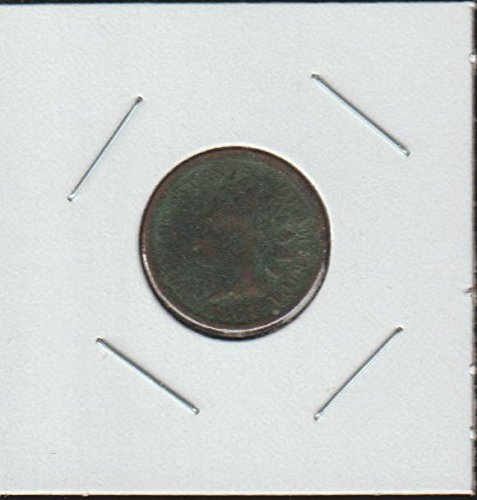 1864 Indian Head (1859-1909) Penny Very Good