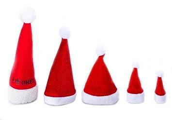 KayMayn - Caja de regalo de Navidad con dibujos animados, 10 unidades Wine Bottle Cover 1: Amazon.es: Hogar