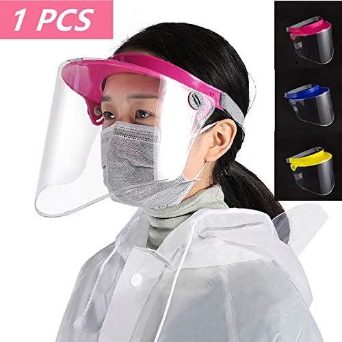 保護マスク、フェイスガードオイルの煙と車の排気、広い視野、軽量、屋外での作業用に持ち運びが簡単