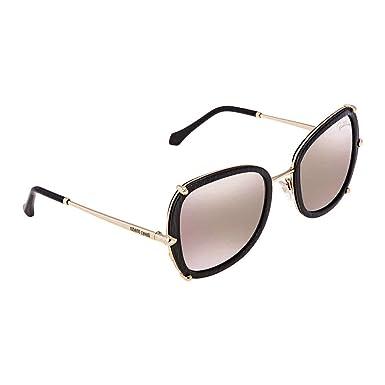 Amazon.com: anteojos de sol Roberto Cavalli Casale RC 1028 ...
