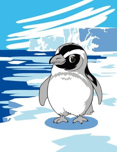 pinguin malen kinder