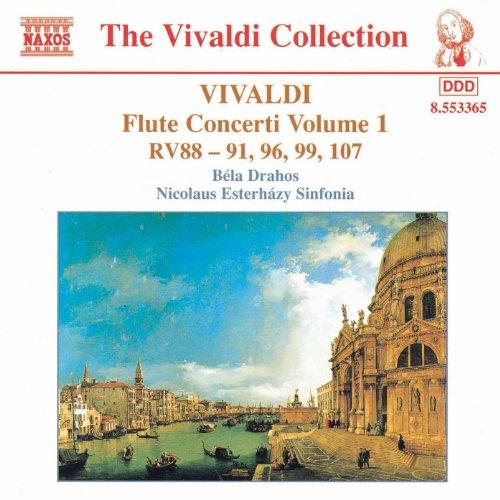 Vivaldi: Flute Concertos, Vol. ()