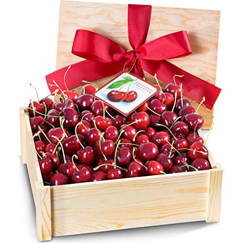 Fresh Cherries Gift Crate Series