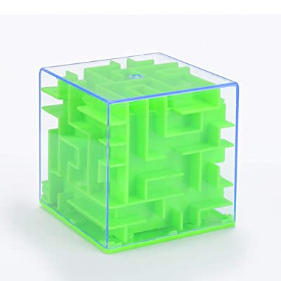 Shellvcase Money Holder Puzzle, Brain Teaser Maze Puzzles Box for Kids Adults and Teens, Fun Way to Gift Cash for Children Birthday Christmas (Green): Toys & Games