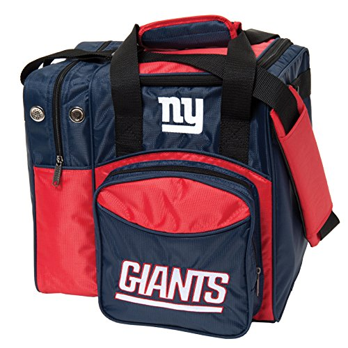 KR Strikeforce New York Giants Single Bowling Bag, Multicolor